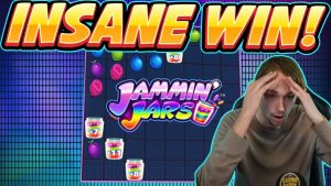 INSANE WIN! Jammin Jars Big Gewënn - MEGA WIN - Casino Spill vum Casinodaddy Live Stream