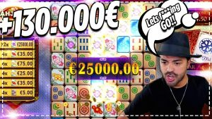 ROSHTEIN NEW RECORD WIN 130.000€ – Top 5 Biggest Wins of week