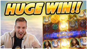 ¡GRAN GANANCIA! Rise Of Olympus Big win - Juego de casino de Casinodaddy Live Stream