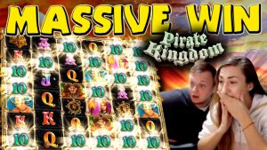 NEW RECORD WIN on Pirate Kingdom Megaways INSANE WAYS!!!
