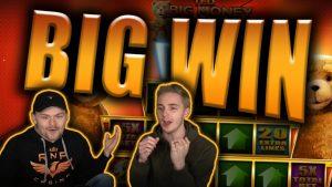 SUUR VÕIT TED Slotil - kasiinovoo suured võidud