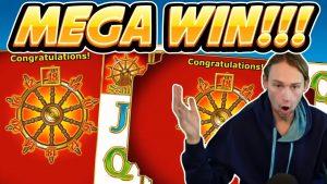 ZO'R G'ALABA! Kapitan Venture Katta g'alaba - Casinodaddy Live Stream-dan kazino o'yini