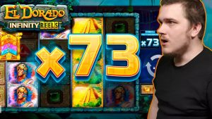 MEGA BIG WIN ON EL DORADO INFINITY REELS (ReelPlay)
