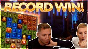 Record Win! Dragon Fall Big win – MEGA WIN – Online Slot from Casinodaddy Live Stream