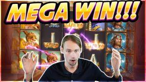 HUGE WIN! Divine Showdown Big win – Casino Game from Casinodaddy Live Stream