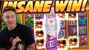 RECORD WIN! Lil Devil BIG WIN – INSANE WIN – Casino Game from Casinodaddy Live Stream