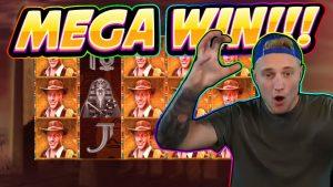 MEGA WIN!! Book Of Ra 6 BIG WIN – Casino Games from Casinodaddy live stream