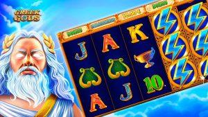 BIG WIN ON GREEK GODS (Pragmatic Play)