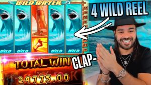 ROSHTEIN  crazy win on new casino slot – Top 5 Best Wins of week
