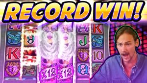 RECORD WIN! Lil Devil BIG WIN – HUGE WIN – Online Slots from Casinodaddy live stream
