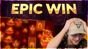 EPIC WIN! Dragons fire megaways BIG WIN – Casino Games from Casinodaddy live stream