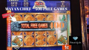 💰 400 FREE BONUS GAMES ~ MAYAN CHIEF SLOT MACHINE 🎰 BIG WIN #CASINO #PARX