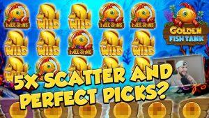 RECORD WIN!!! Golden Fish tank Big win – Casino – free spins (Online Casino)