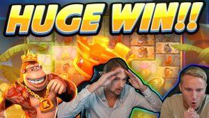 MEGA WIN!!! Return of Kong Megaways BIG WIN – Casino game from CasinoDaddy Live Stream