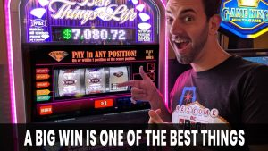 😲 A BIG WIN Is One of the BEST THINGS! 🎰 Slot Action @ Plaza Casino Las Vegas #AD