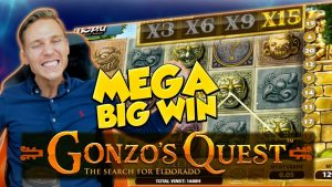 BIG WIN!!!! Gonzos Quest Big win – Casino – Bonus compilation (Online Casino)
