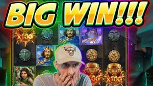 ՄԵIG ՀԱ WԹԱՆԱԿ !!! The Sword and the Grail BIG WIN - Խաղատան խաղ CasinoDaddy Live Stream- ից
