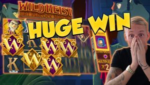 BIG WIN!!! Wild Heist BIG WIN – Casino Games – free spins (gambling)