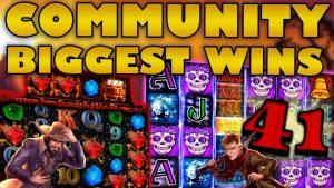 Největší výhry v komunitě # 41/2019