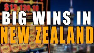 Stora vinster i Nya Zeeland