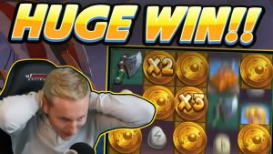 HUGE WIN!!! Viking Clash BIG WIN – Casino game from CasinoDaddy Live Stream