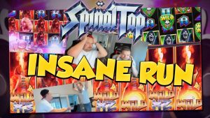 HUGE WIN!! Spinal Tap Big Wins lead to 110k CASHOUT – Casino Games – (MUST SEE)