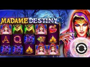 Madam Destiny დიდი გამარჯვება - კაზინო - ონლაინ სლოტები LIVE Stream- დან