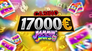 ⚠️ 17.000 € BIG WIN (CASINO) ★ Джэммин Джарс!