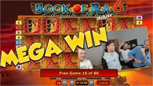 BIG WIN!!! Book of ra 6 – Huge Win – Casino Games – free spins (Online Casino)