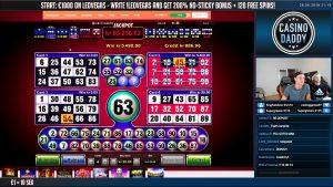 BIG WIN!!! BRUNO BINGO Huge win – Casino Games – free spins (Online slots)