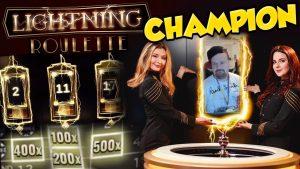 BIG WIN !!! Lightning rúlletta Björt vinna - Casino leikir - Slots (borðspil)