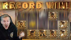 RECORD WIN!!  Dead Or Alive BIG WIN –  EPIC WIN from CasinoDaddy Live Stream