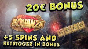 Big Win !!!! Big bonanza win - Aleatorium - alte terminus (MAX BET)