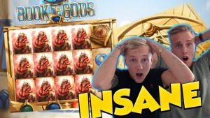 MENANG BESAR !!! Book Of Gods Huge Win - Permainan Kasino - Slot (perjudian)