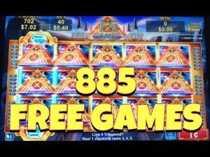 ***885 FREE GAMES*** 1000x BIG WIN BONUS – Fun Night in Grand Casino