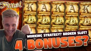 Faust Big Win - 10 cura com - meatus cum Big win a Casino Live