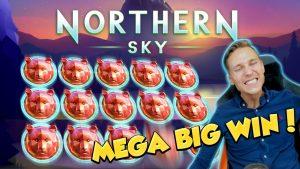 БОЛЬШАЯ ПОБЕДА!!! Northern Sky Big win - Казино - бесплатные вращения (онлайн казино)