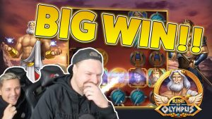 Rise Of Olympus BIG WIN –  Huge win with Hades free spins – Casino games
