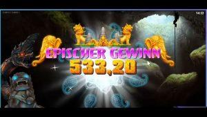 Casino Biggest Win Temple Tumble 3000x !!!
