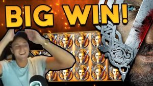 Vikings BIG WIN - Casino Spillglécker vun CasinoDaddy LIVE STREAM