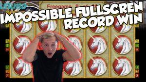 RECORD WIN Online Slot - MAGIC MIRROR Großer Gewinn und Bonusrunde (Casino Slots) Riesiger Gewinn