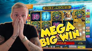 BIG WIN !!!! Уладар акіяна Вялікая перамога - Казіно - Онлайн гульні казіно (онлайн-казіно)