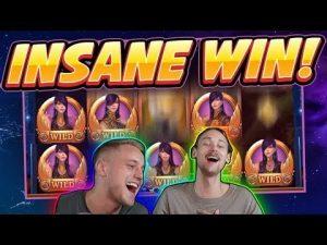 ALOHA WIKI !!! CAZINO COSMOS BIG WIN - HUGE WIN mai CasinoDaddy Live Stream