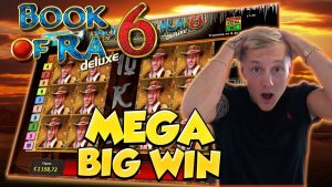 فوز كبير!!!! Book Of Ra 6 Big win - Casino - Huge Win (كازينو اون لاين)
