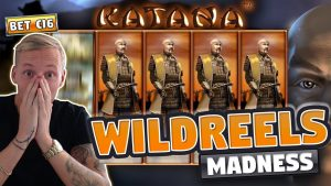 HUGE WIN!! Katana Big Win – Casino Games – online casino (16€ bet)