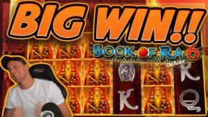 БОЛЬШАЯ ПОБЕДА!!! Book of Ra 6 BIG WIN - Игры казино от CasinoDaddy (Азартные игры)