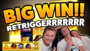 MASSIVE WIN! Gunslinger BIG WIN – Epic Win on Casino games from CasinoDaddy