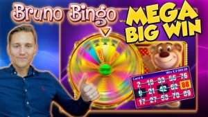 BIG WIN !!! Bruno Bingo Grouss Gewënn - Kasino - gratis Spinne (Online Casino)