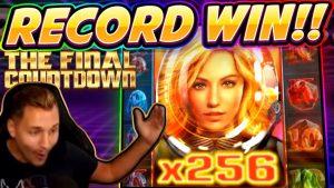 MEGA WIN !!! Final Countdown BIG WIN - HIGH WIN z CasinoDaddy Live Stream