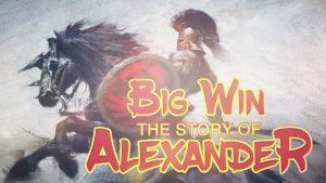 BIG WIN !!!! Александрдың үлкен жеңісі туралы әңгіме - Казино - Бонустық раунд (казино слоттары)